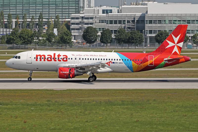 9H-AEQ   Airbus A320-214   Air Malta