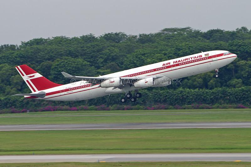 3B-NAV | Airbus A340-312 | Air Mauritius