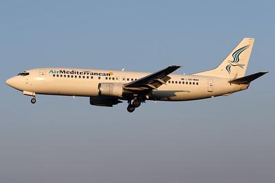 SX-MAH   Boeing 737-405   Air Mediterranean