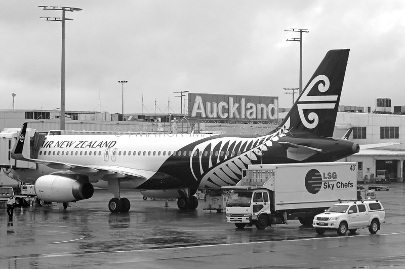 ZK-OXH | Airbus A320-232 | Air New Zealand