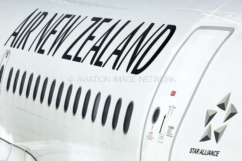 ZK-OXI | Airbus A320-232 | Air New Zealand