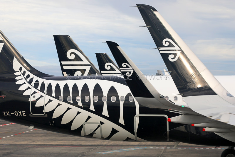 ZK-OXE | Airbus A320-232 | Air New Zealand