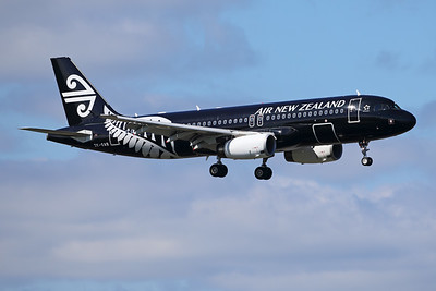 ZK-OAB   Airbus A320-232   Air New Zealand
