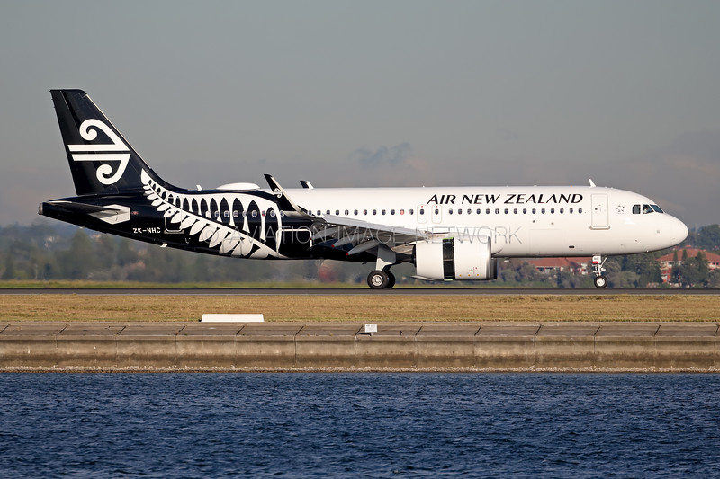 ZK-NHC | Airbus A320-271N | Air New Zealand