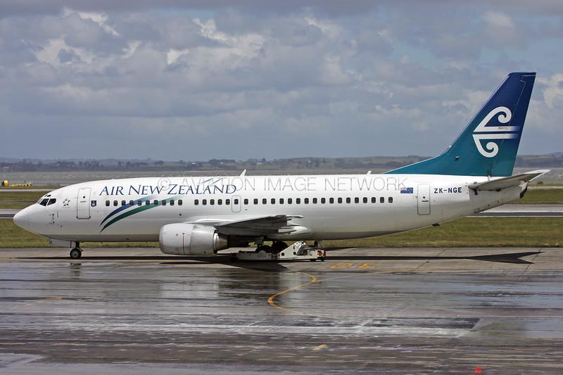 ZK-NGE | Boeing 737-3U3 | Air New Zealand