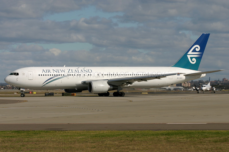 ZK-NCH | Boeing 767-319/ER | Air New Zealand