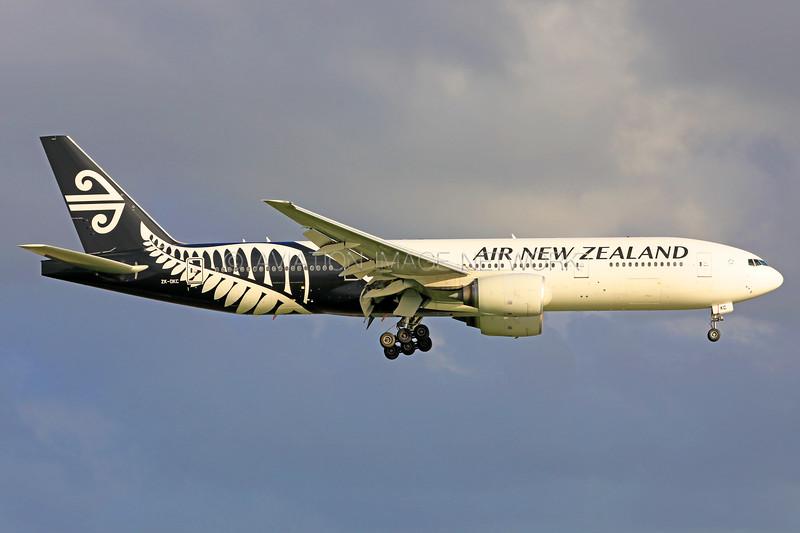 ZK-OKC | Boeing 777-219/ER | Air New Zealand