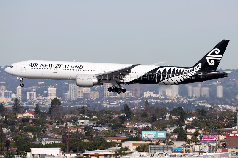 ZK-OKN | Boeing 777-319/ER | Air New Zealand