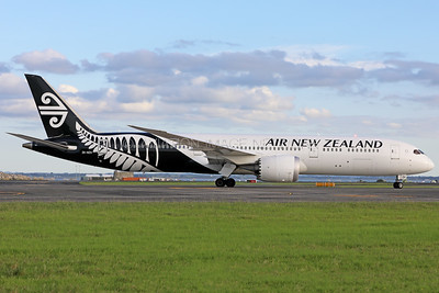 ZK-NZH   Boeing 787-9   Air New Zealand