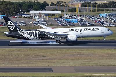 ZK-NZD   Boeing 787-9   Air New Zealand