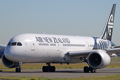 ZK-NZK   Boeing 787-9   Air New Zealand