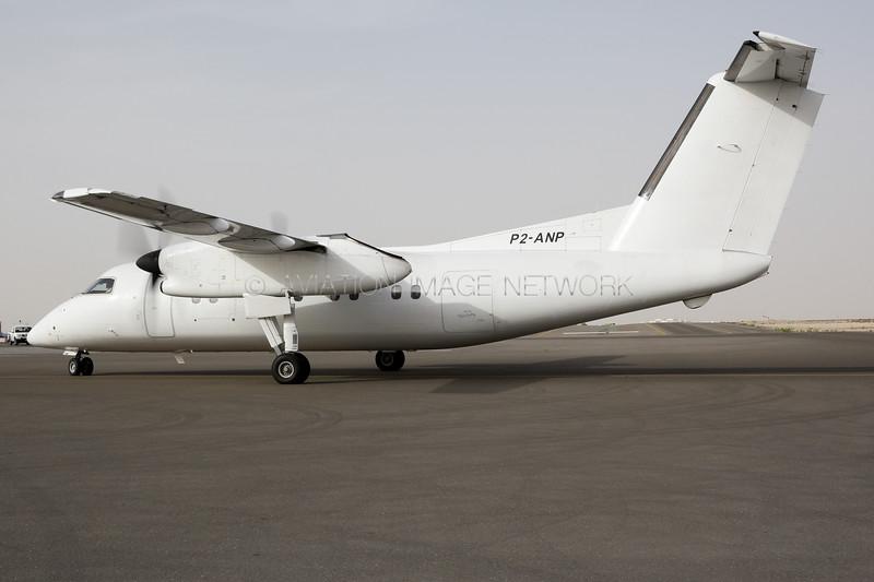 P2-ANP | de Havilland Canada Dash 8-102 | Air Niugini