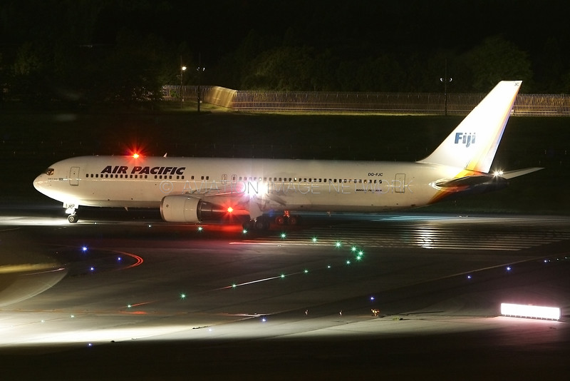 DQ-FJC | Boeing 767-3X2/ER | Air Pacific