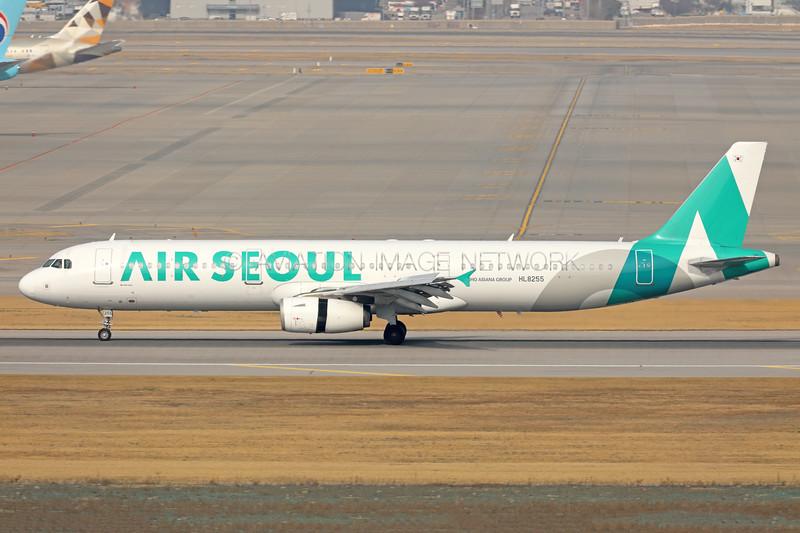 HL8255 | Airbus A321-231 | Air Seoul
