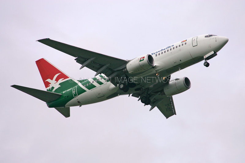 S7-SEZ | Boeing 737-7Q8 | Air Seychelles
