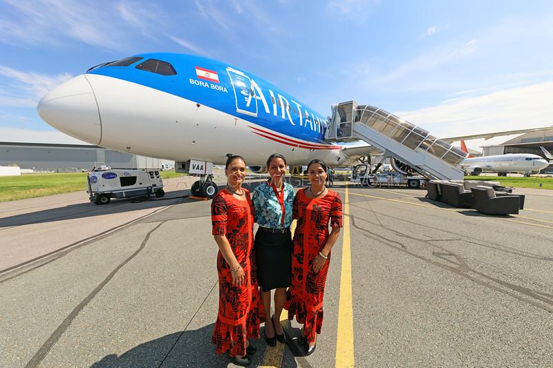 N1015X (F-OVAA) | Boeing 787-9 | Air Tahiti Nui
