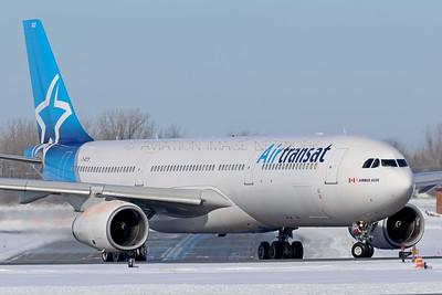 C-GCTS | Airbus A330-342 | Air Transat