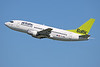 YL-BBM | Boeing 737-522 | airBaltic