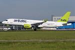 YL-CSC | Bombardier C Series CS300 | airBaltic
