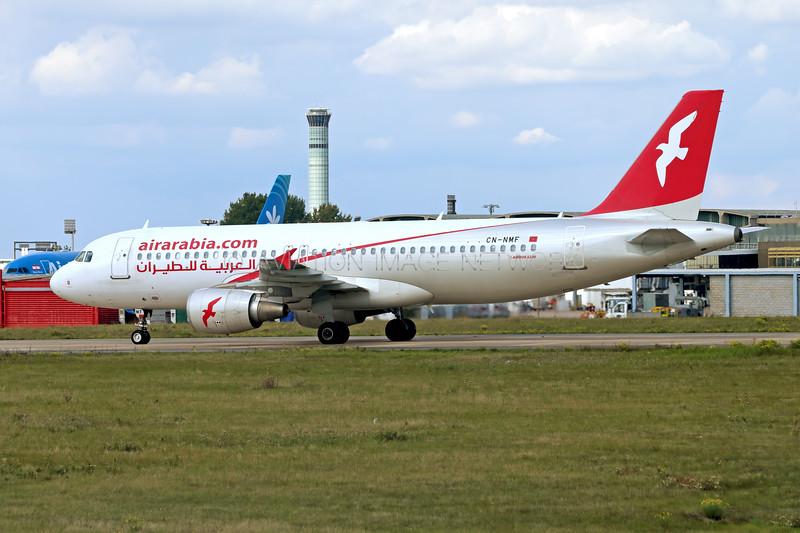 CN-NMF | Airbus A320-214 | Air Arabia Morocco