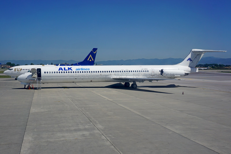 LZ-DEO | McDonnell Douglas MD-82 | ALK Airlines