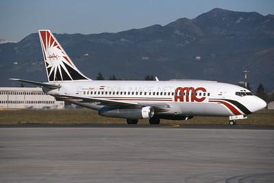 SU-AYK   Boeing 737-266   AMC Airlines