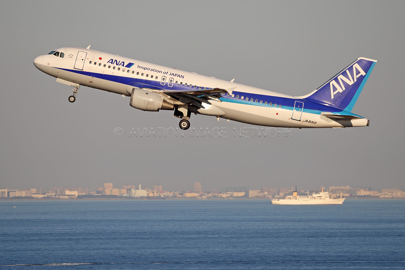 JA8313 | Airbus A320-211 | ANA - All Nippon Airways