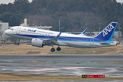 JA215A | Airbus A321-272N | ANA - All Nippon Airways