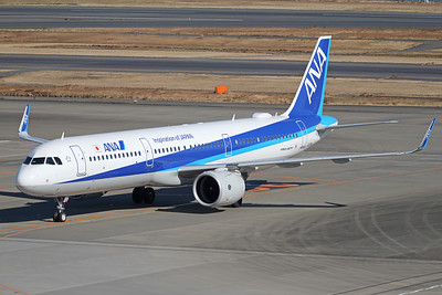 JA139A | Airbus A321-272N | ANA - All Nippon Airways