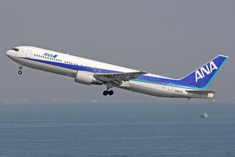 JA8670 | Boeing 767-381 | ANA - All Nippon Airways