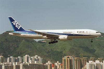 JA704A | Boeing 777-281 | ANA - All Nippon Airways