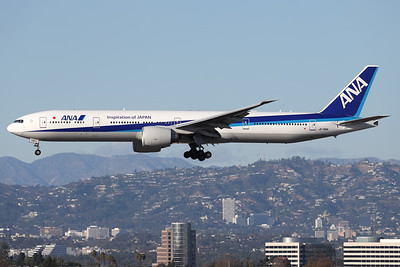 JA736A | Boeing 777-381/ER | ANA - All Nippon Airways