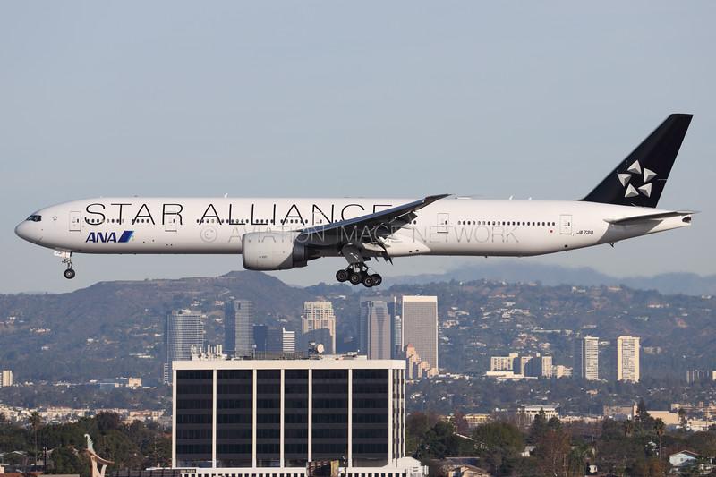 JA731A | Boeing 777-381/ER | ANA - All Nippon Airways