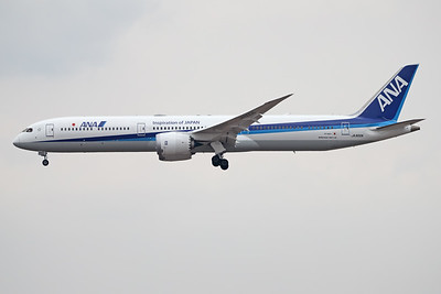 JA900A | Boeing 787-10 | ANA - All Nippon Airways