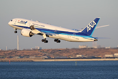 JA802A | Boeing 787-8 | ANA - All Nippon Airways