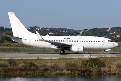 F-GZTU | Boeing 737-73V | ASL Airlines France