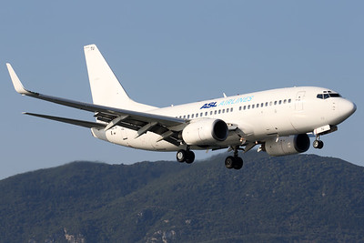 F-GZTU   Boeing 737-73V   ASL Airlines France