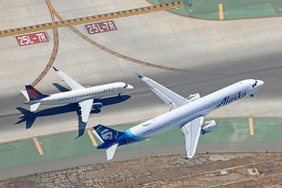 N928VA | Airbus A321-253N | Alaska Airlines