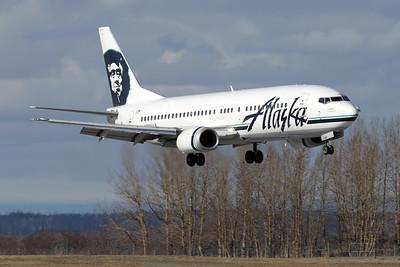 N708AS | Boeing 737-490 | Alaska Airlines