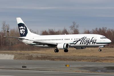 N756AS | Boeing 737-4Q8 | Alaska Airlines
