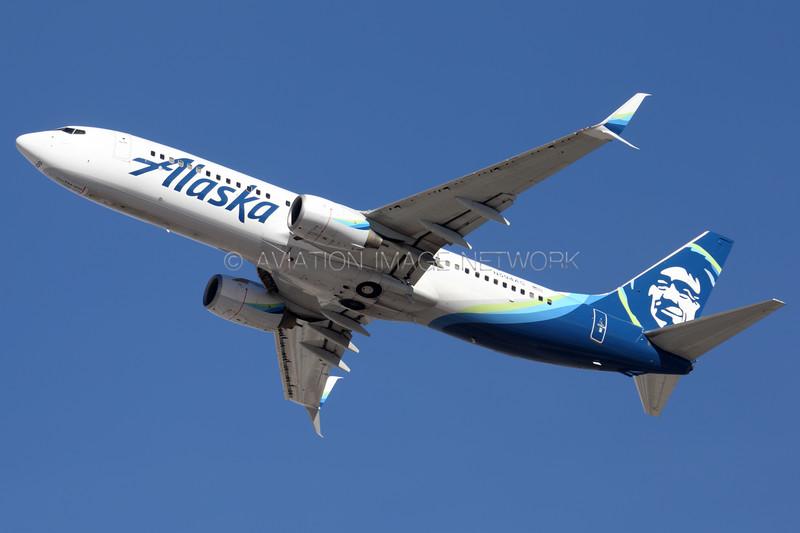 N594AS | Boeing 737-890 | Alaska Airlines
