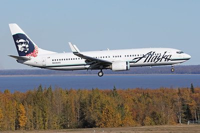 N536AS | Boeing 737-890 | Alaska Airlines