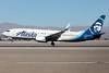 N584AS | Boeing 737-890 | Alaska Airlines