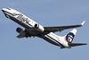 N537AS | Boeing 737-890 | Alaska Airlines