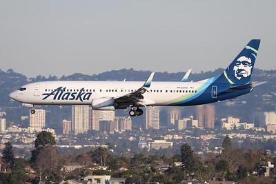 N428AS | Boeing 737-990/ER | Alaska Airlines