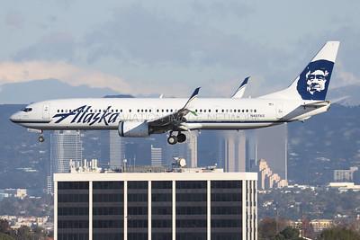 N487AS | Boeing 737-990/ER | Alaska Airlines