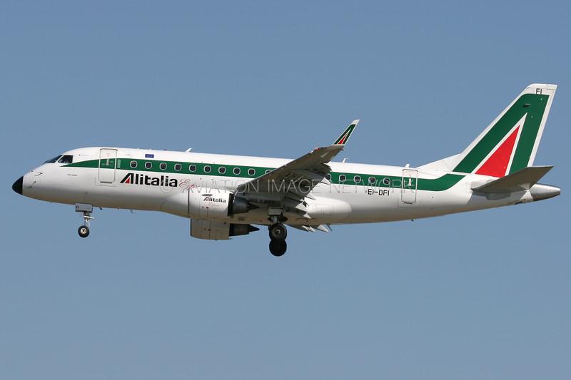 EI-DFL | Embraer ERJ-170LR | Alitalia Express