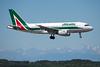 EI-IMU | Airbus A319-111 | Alitalia