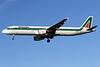 I-BIXQ   Airbus A321-112   Alitalia