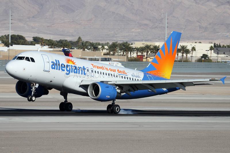 N304NV | Airbus A319-112 | Allegiant Air